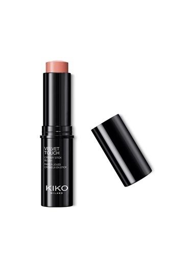 KIKO Velvet Touch Creamy Stick Blush 01 Pembe